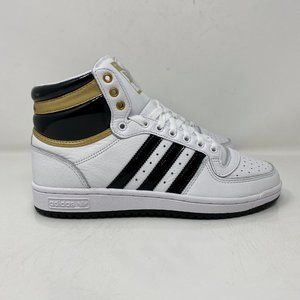 Adidas Mens FZ3694 White Sneaker Shoes Size 8.5